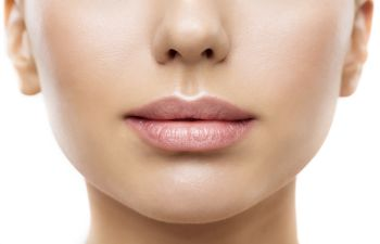 Woman After Lip Augmentation Houston TX
